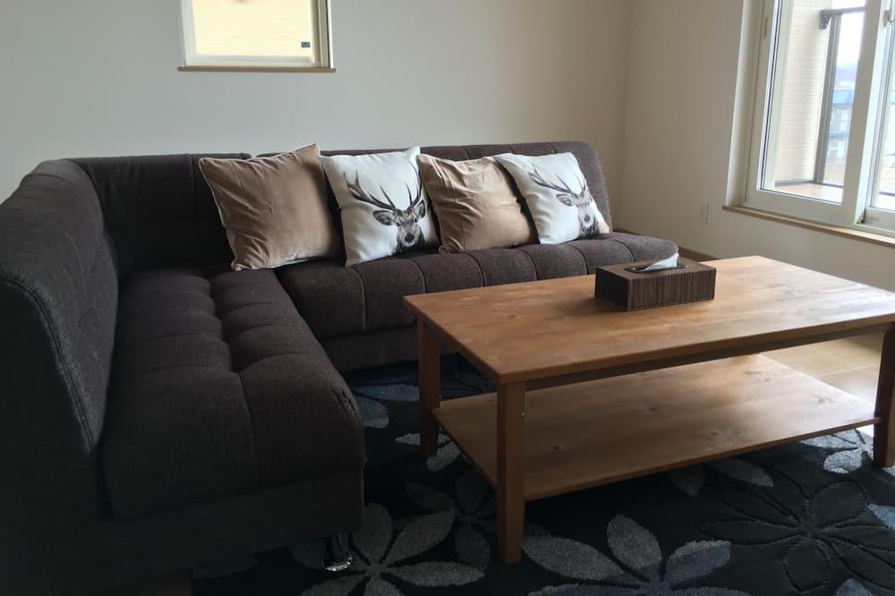 Apartament, 4 sypialnie, dla niepalących - Powierzchnia mieszkalna