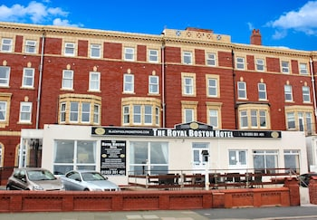Picture of The Royal Boston Hotel in Blackpool
