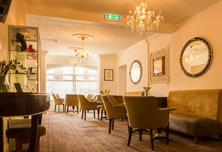 The Royal Alexandra Hotel, Blackpool, Lobby Lounge