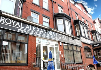 Picture of The Royal Alexandra Hotel in Blackpool
