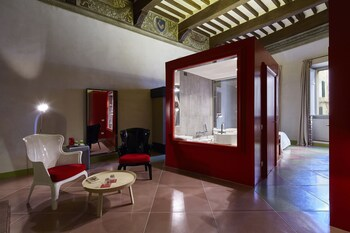 Siena bölgesindeki Hotel Palazzetto Rosso resmi