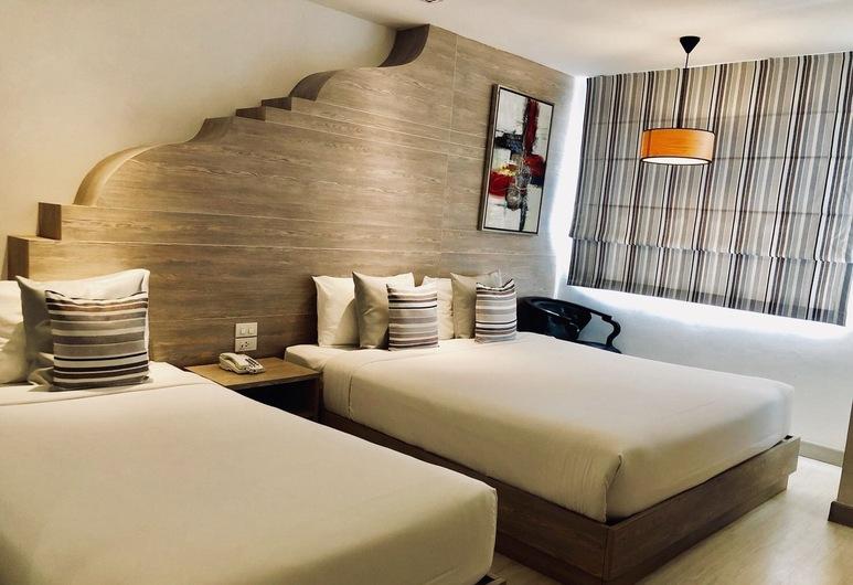 メタワライ レジデンス, バンコク, Triple Room, 部屋