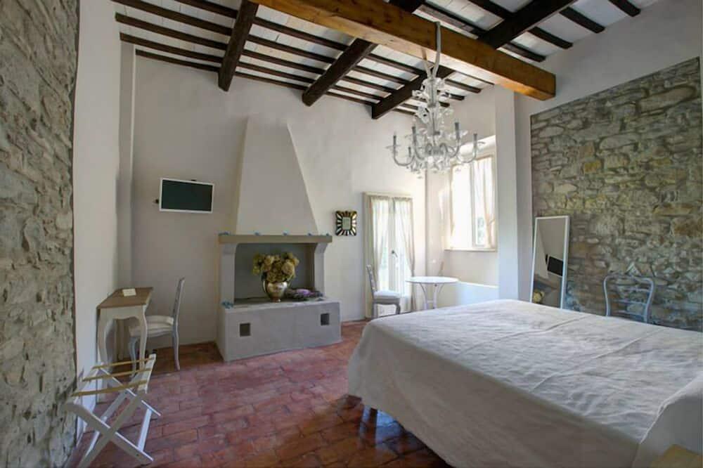 Luxury - kolmen hengen huone - Parveke