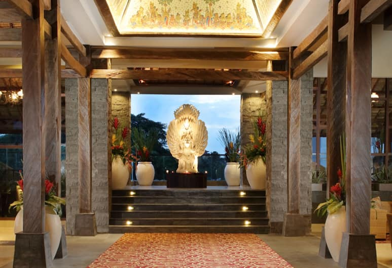 峇里島烏布德斯薩拉 Tribute Portfolio 飯店, 烏布, 大廳