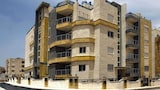 Choose this Apart-hotel in Amman - Online Room Reservations