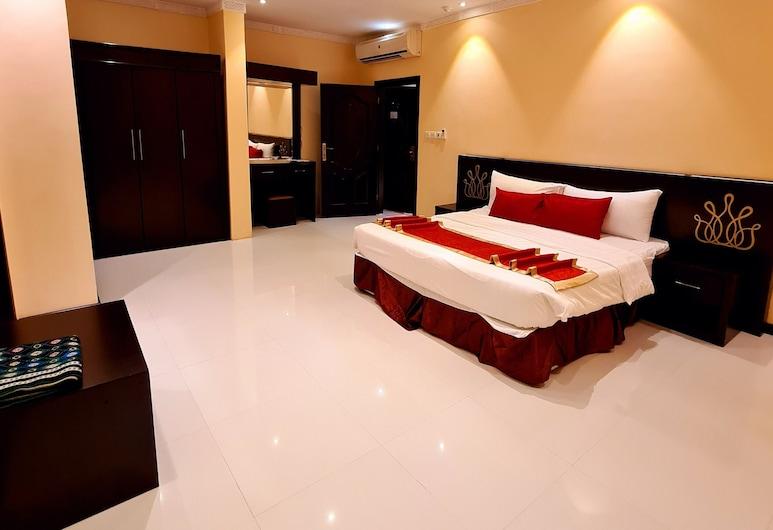 West Liberty, Djiddah, Premier Master Suite, Zimmer