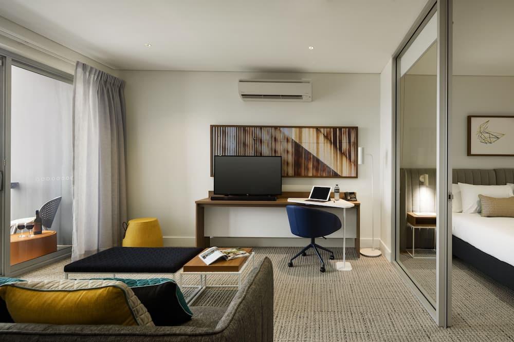 One Bedroom with Balcony  - Room