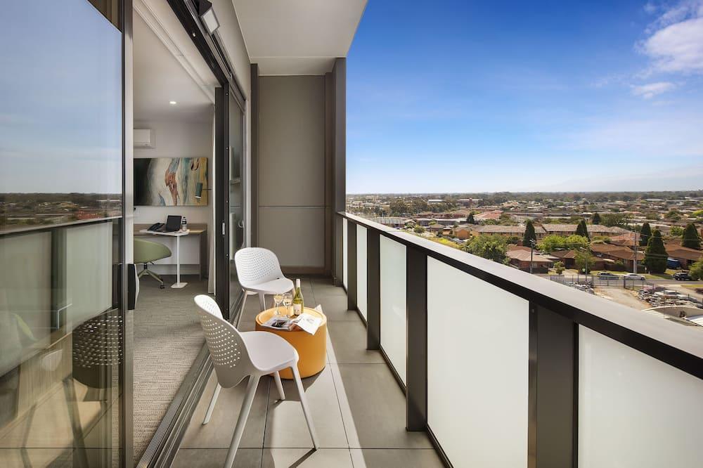 Three Bedroom Apartment - Balcony