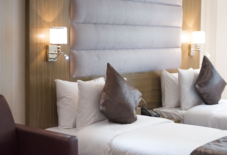 โรงแรมอัลฟาเรจ, ดูไบ, ห้องสแตนดาร์ด, ห้องพัก