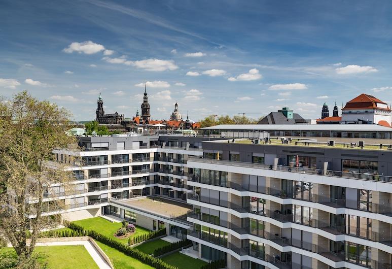 Residenz am Zwinger, Dresden, Courtyard