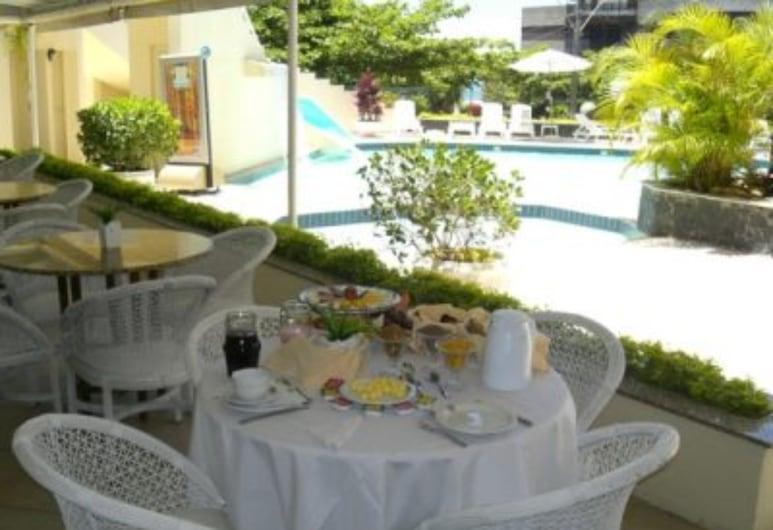 Hotel Praia Brava, Florianopolis, Ristorazione all'aperto