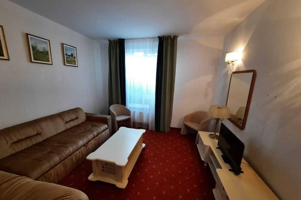 Lägenhet Panoramic - 2 sovrum - Vardagsrum