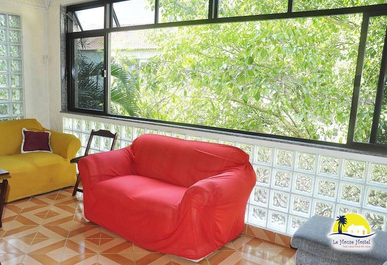 Le House Hostel, Rio de Janeiro, Lobby Sitting Area