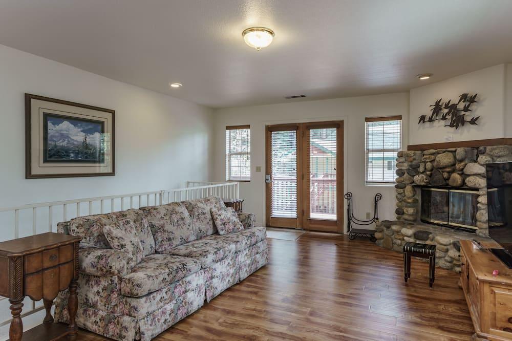 Dom typu Premium, 3 spálne - Obývačka