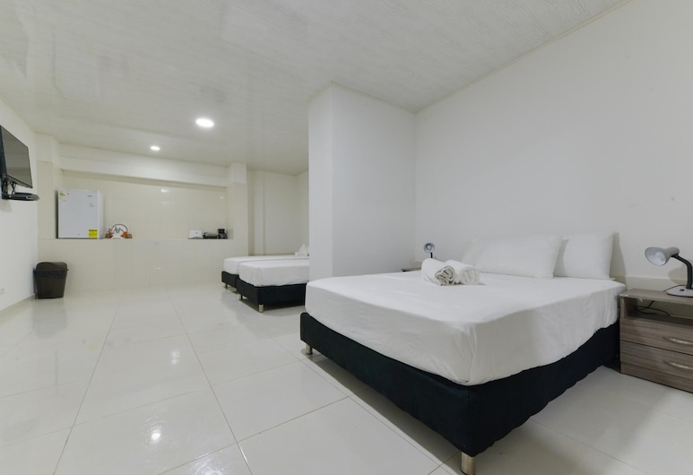 Bostonian Apartments, Isla de San Andres, Room