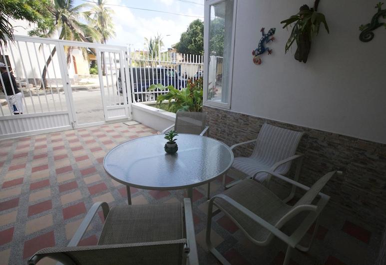 Hospedaje Solymar I Sarie Bay, San Andres, Balcony