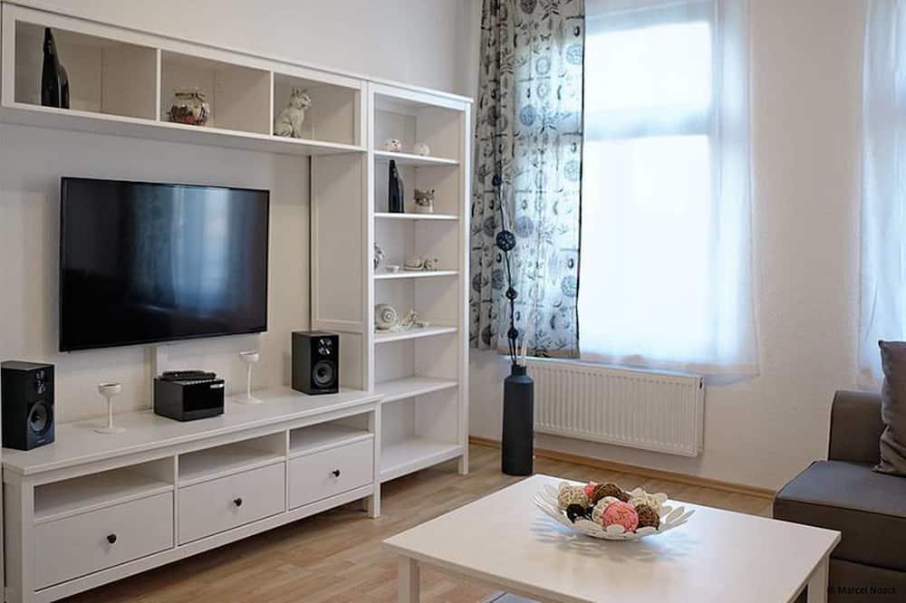 Luksusa numurs (A) - Dzīvojamā istaba