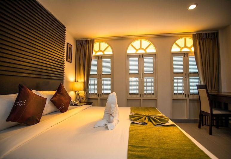 Patong Sino House, Patong, Standard - kahden hengen huone, Vierashuone