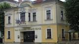 Foto van Hotel Zlatý Kříž Teplice in Teplice