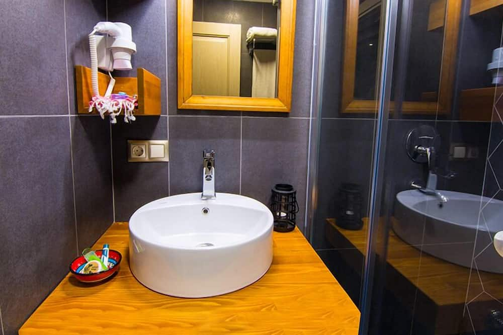 Economy-Einzelzimmer, 1 Schlafzimmer - Badezimmer
