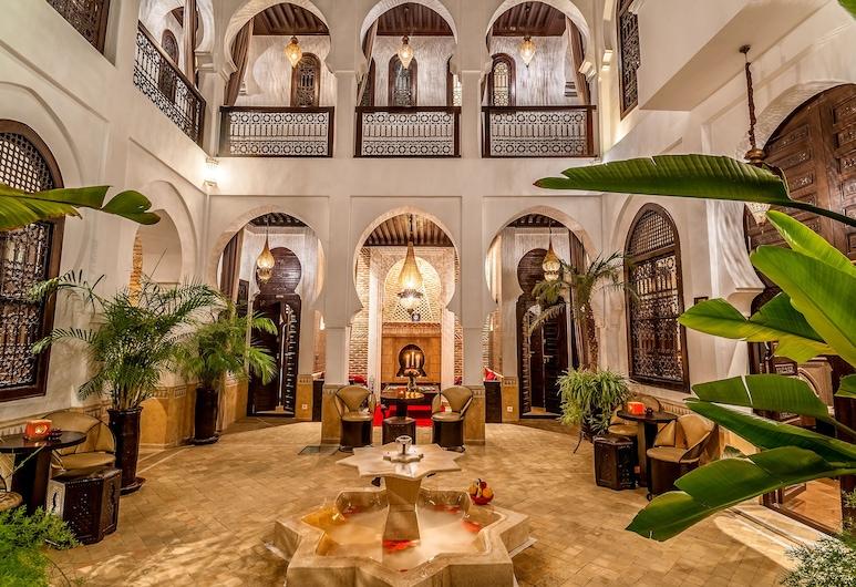 奧馬里旅館, 馬拉喀什