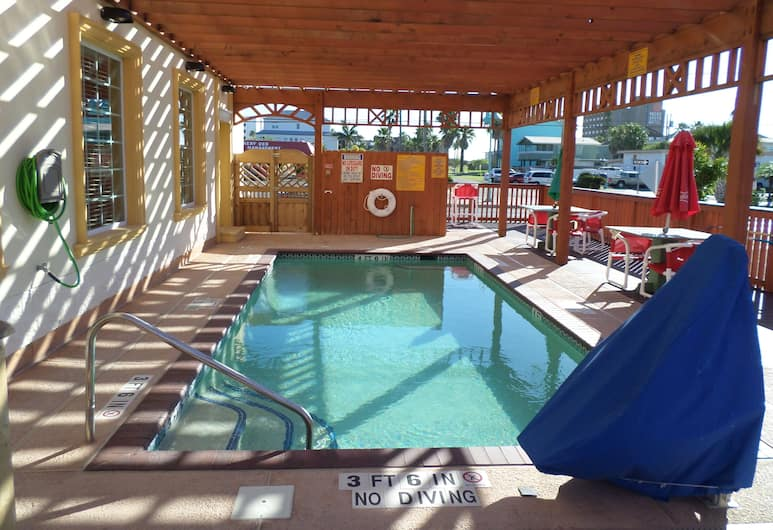 Lighthouse Inn, South Padre Island, Outdoor Pool