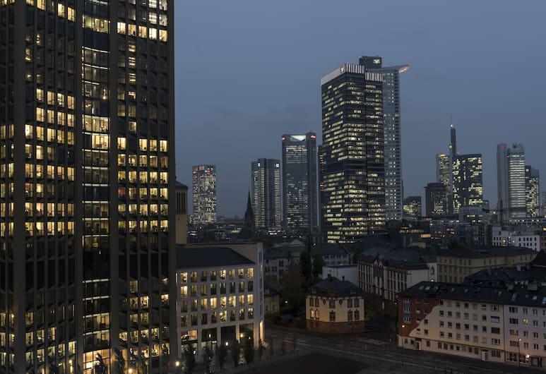 아디나 아파트먼트 호텔 프랑크푸르트  웨스트엔드, 프랑크푸르트, 스튜디오, 객실에서 보이는 전망