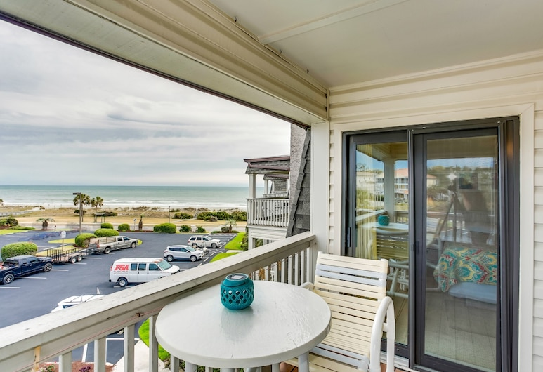 Ocean Forest Villas, Myrtle Beach, Signature Condo, 2 Bedrooms, Pool Access, Pool View, Balcony