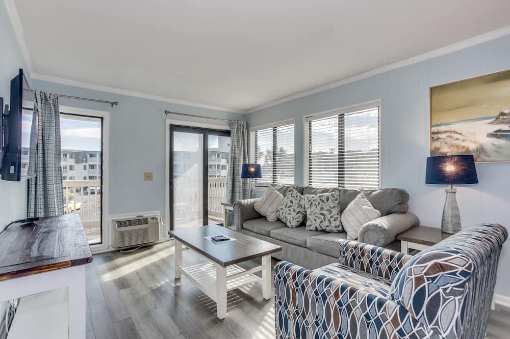 Mieszkanie Superior, 2 sypialnie, dostęp do basenu, widok na basen - Powierzchnia mieszkalna