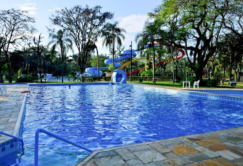 Hotel Termas do Lago, Граватал