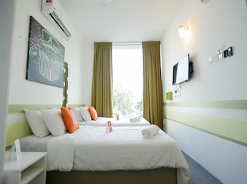Picture of OYO 221 Olive Hotel in Johor Bahru
