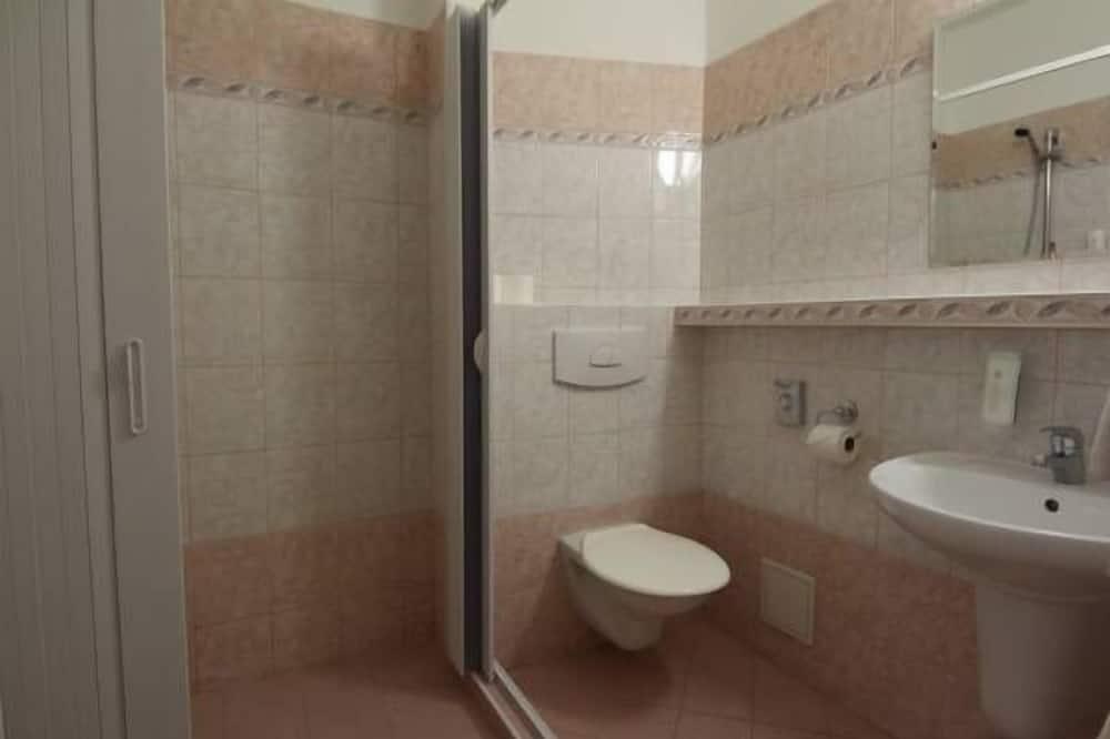 ห้องอีโคโนมีซิงเกิล, 1 ห้องนอน - ห้องน้ำ