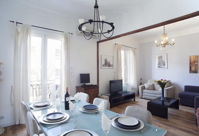Go BCN Apartments Gracia, Barcelona, Lägenhet Standard - 2 sovrum, Vardagsrum