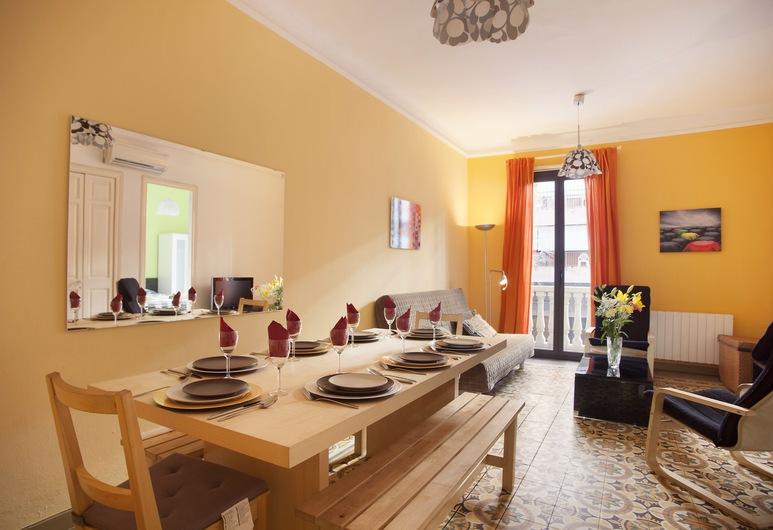 Go BCN Apartments Eixample, Barcelona, Lägenhet Standard - 3 sovrum (Principal), Vardagsrum