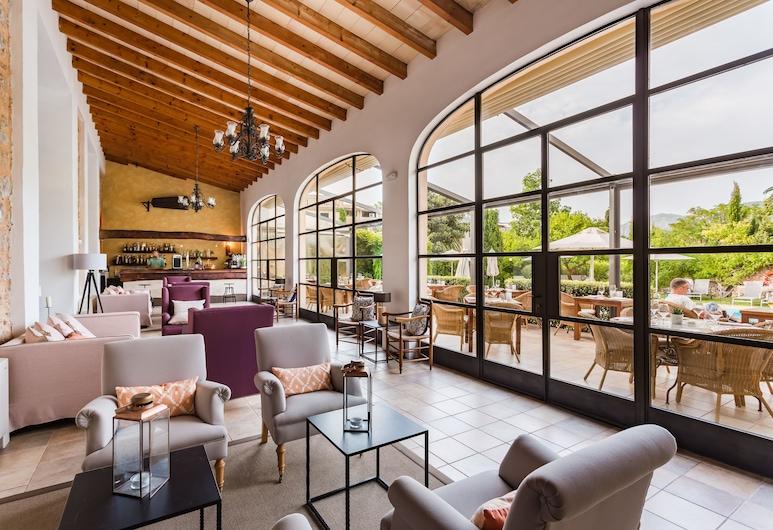 Hotel Ca'l Bisbe, Сольер, Бар в отеле