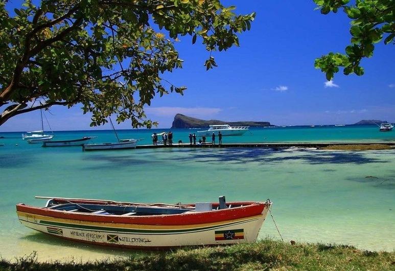 Villas De Vacances, Cap Malheureux, Plaj