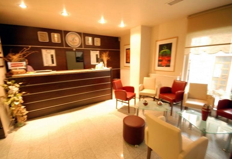 Çanak Hotel, Canakkale, Lobby