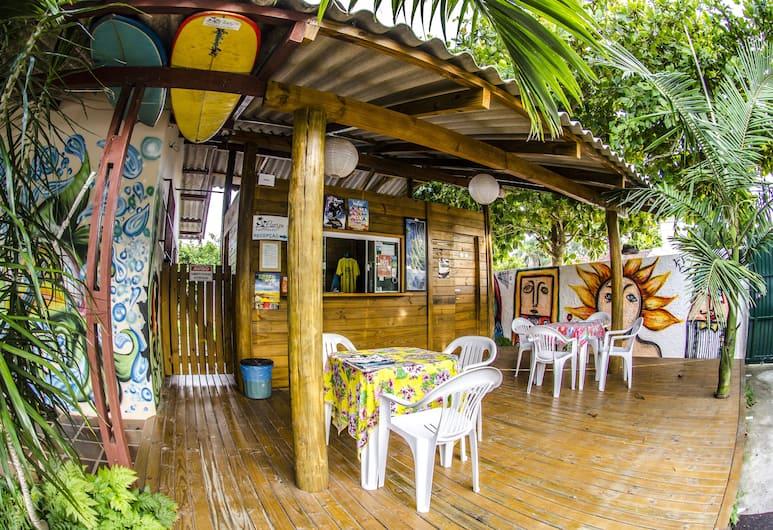Floripa Surf Hostel, Florianopolis, Reception