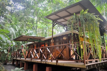 Picture of Pachamama Jungle River Lodge in Puerto Viejo de Talamanca