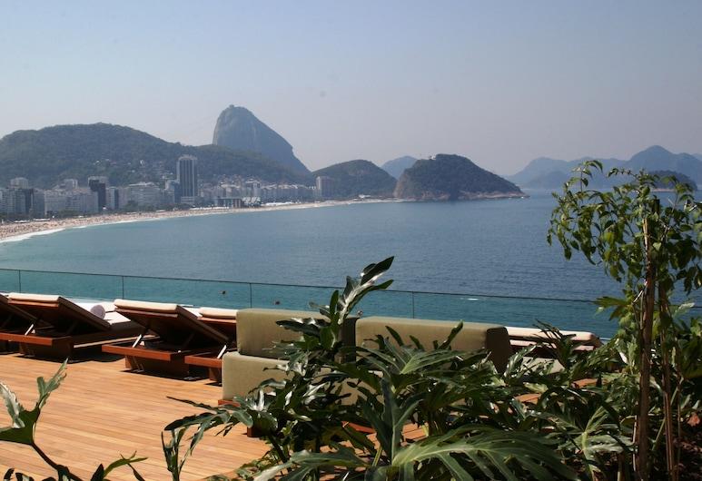 Emiliano Rio, Rio de Janeiro, Takterrasse med basseng