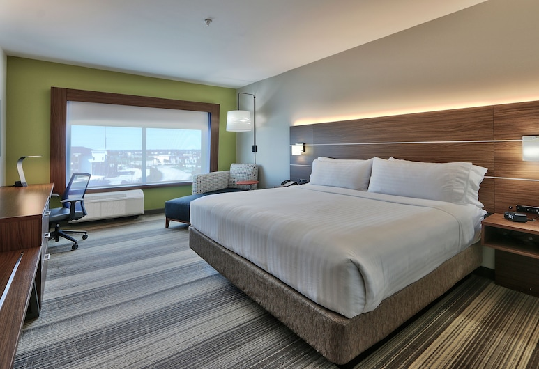 Holiday Inn Express & Suites Houston East - Beltway 8, Houston, Standard Room, 1 King Bed, Non Smoking, Guest Room