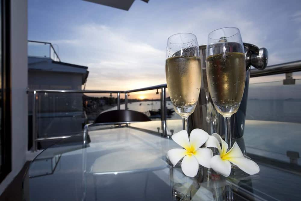 Sea View Room - Balcony