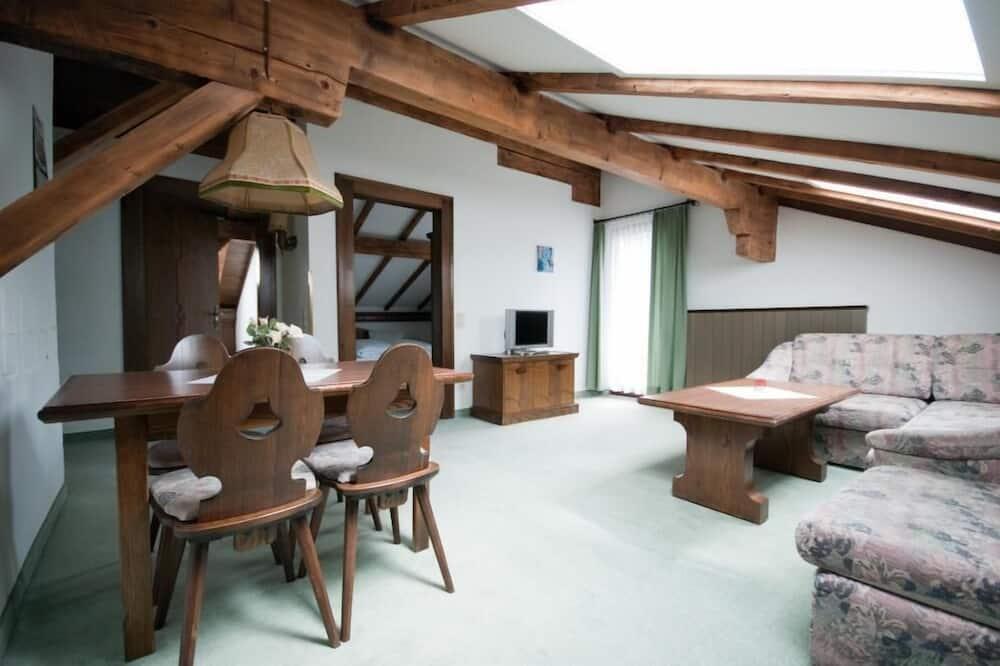 公寓, 2 間臥室 (3+2) - 客廳
