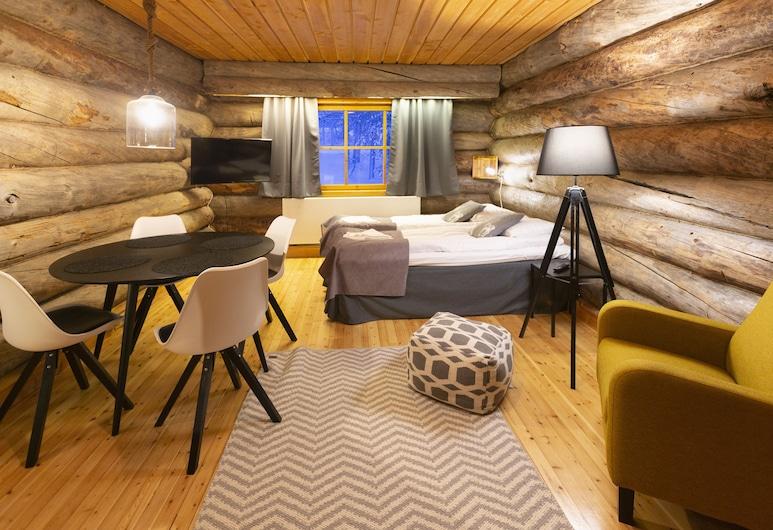 Aparthotel Kuukkeli Aurora, Saariselka, One-Bedroom Apartment -64- Kaltio, Guest Room