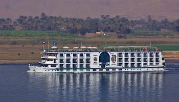 Selline näeb välja MS Sonesta Moon Goddess,Luxor-Luxor 7 Night Cruise Sat-Sat, Luxor