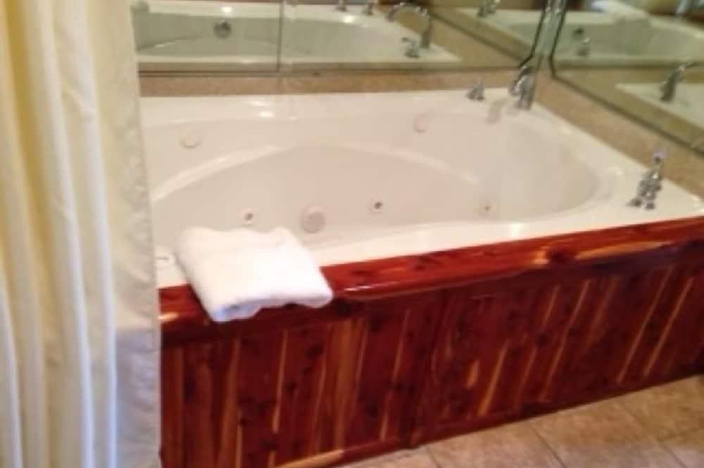 標準客房, 1 張特大雙人床 - 按摩浴缸