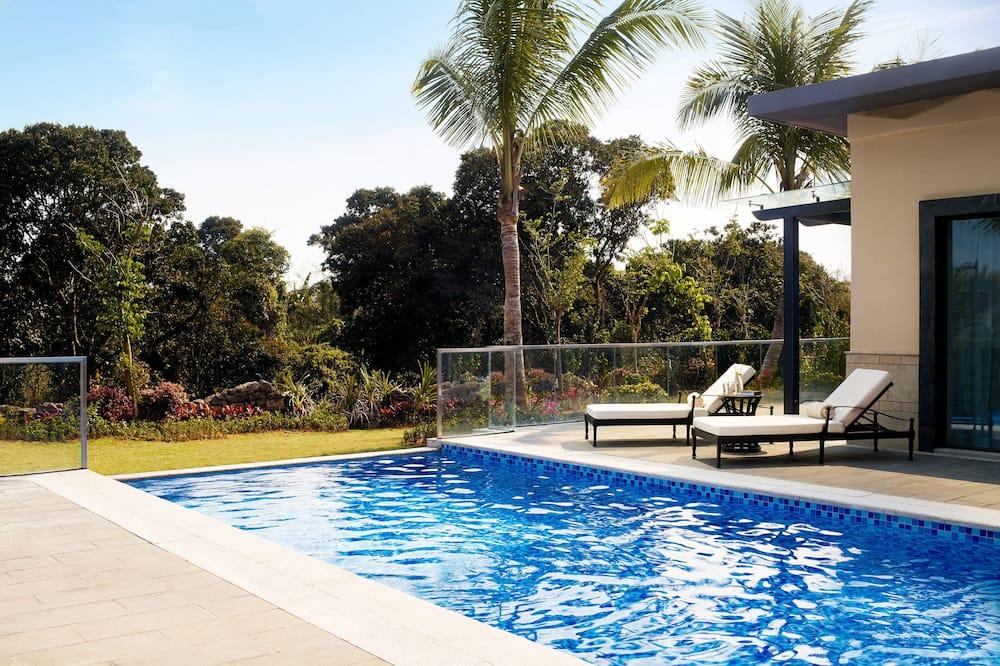 Villa, 2 Bedrooms, Non Smoking, Private Pool - Pool