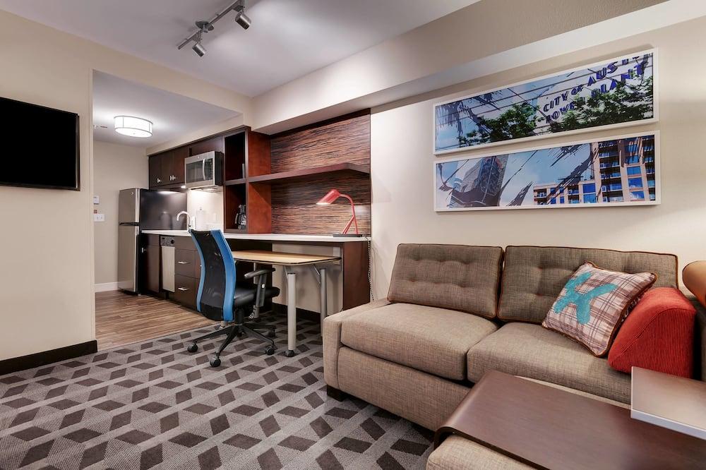 開放式客房, 1 張特大雙人床, 非吸煙房 - 特色相片