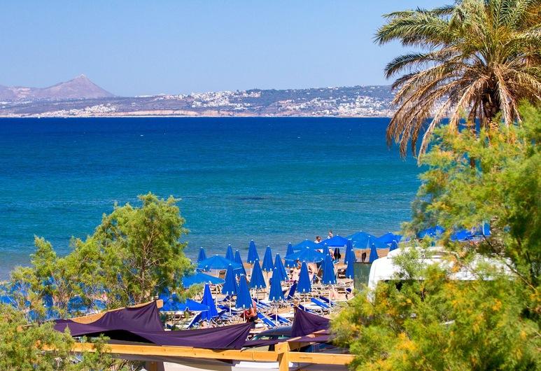 Eden Beach Hotel, Chania, Beach