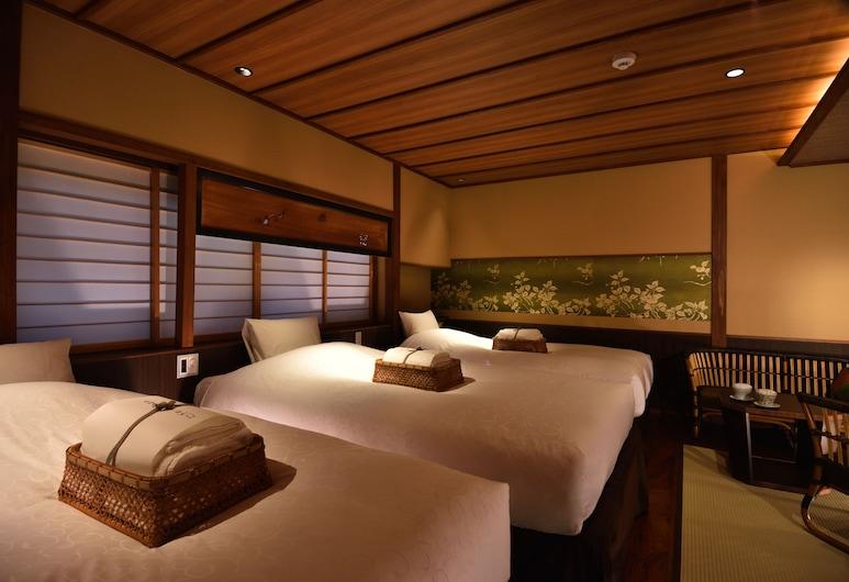 Muromachi Yutone Kyokoyado, Kyoto, Tokiwa Triple Room (Western Breakfast Included), Guest Room